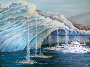 Foregone Conclusion  by Janet Glatz eco artist