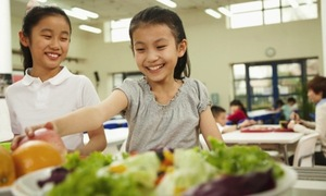 Healthy Food Choices at School Cultivates Good Eating Habits at Home via @ecowatch