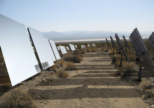 World's largest solar plant is open, but its mirrors scorch birds