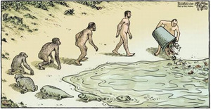 #savetheoceans - Evolution to Pollution