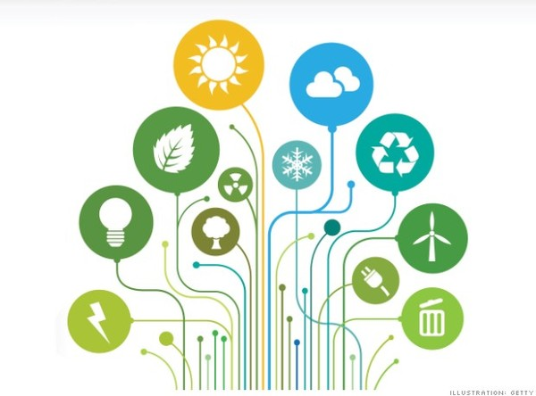 The World's Top 25 Eco-Innovators via @CNN