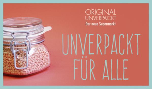 Original Unverpackt - the supermarket without disposable packaging - startnext.de