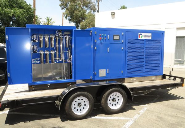 EcoloBlue Industrial Line of Atmospheric Water Generators