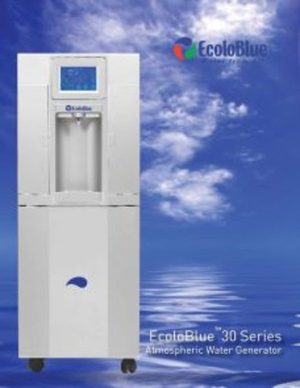 East Bay Business Makes Water From Thin Air -- Literally!