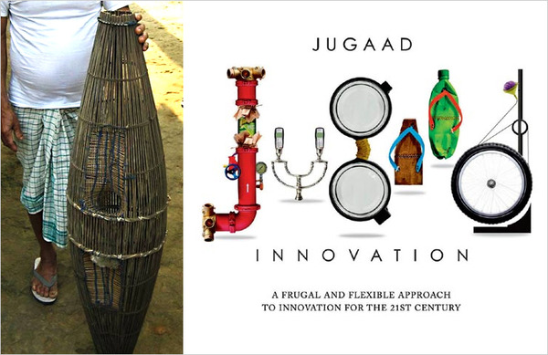 Jugaad innovations by Indian farmers