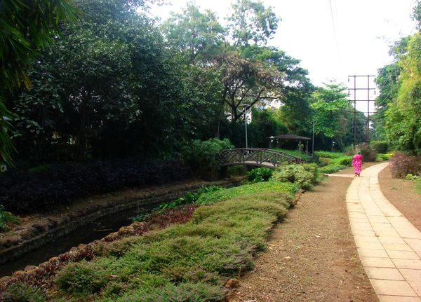 Nullah Parks of Pune