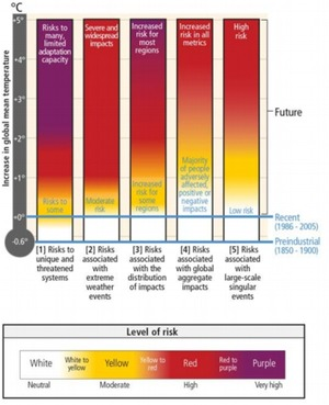 IPCC Report: The Burning Embers Diagram | Blog Posts | EcoCloud