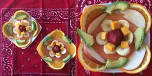 Memorial Day Breakfast Starter - Fruit Platter