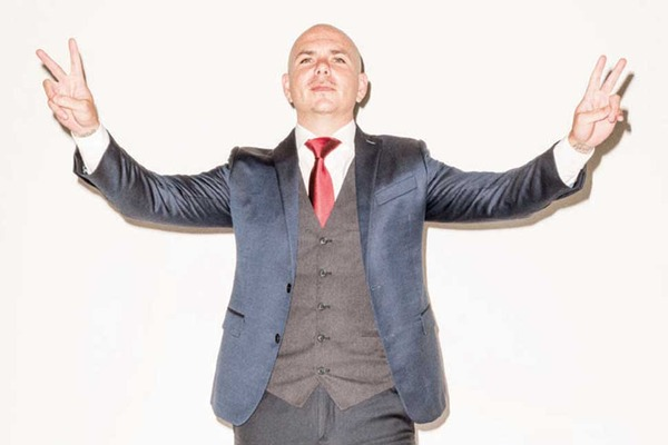 "A water filtration system called EcoloBlue that Pitbull believes will be a ""game changer""..."