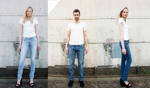 Dutch denim company lets you lease organic and recycled jeans