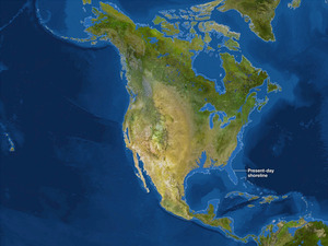 Rising Seas -An Interactive Map: If All The Ice Melted