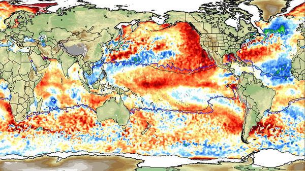 Rapid warming period may be underway as Earth sets another record @mashable