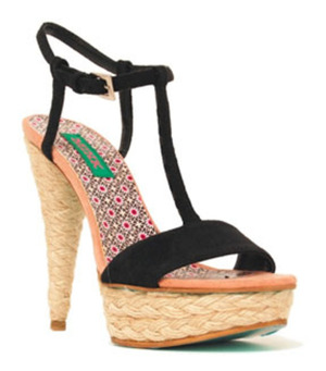 Vegan Shoes - made with non-animal products like recycled fabrics and jute fibres.