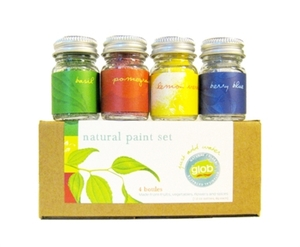 GLOB arts & crafts products - natural, recyclable & biodegradable materials