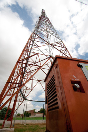 Diesel to Power Telecom Towers