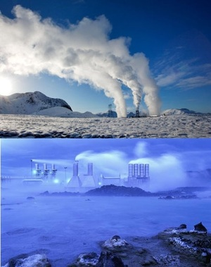 Geothermal Energy - tapping earth's underground reservoirs of steam