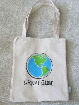 100% Recycled Cotton Tote