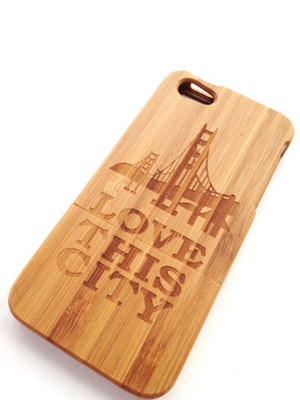 Cool bamboo iphone cases by @mantracase