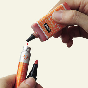 Non-toxic, refillable AusPen markers