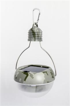 Slick solar bulb by @nokero