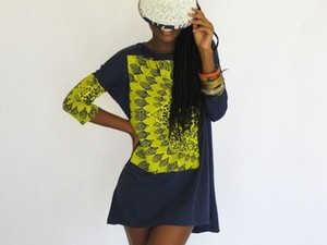 Vibrant Tanzanian Prints Meet Jersey Wear in Chichia for Made by Africa