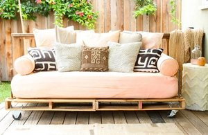 Reuse Ideas for Pallets and Shipping Crates