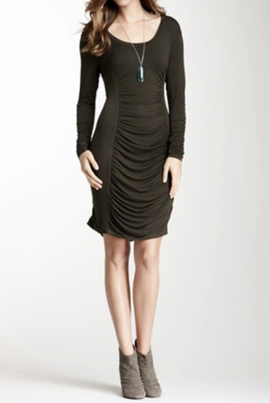 Stewart Brown : ruchey party dress
