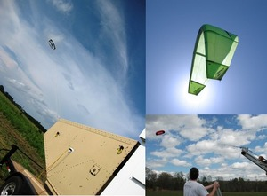 Windlift - Airborne Wind Power using flexible kites - can it be a reliable solution?