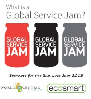What is a Global Service jam?