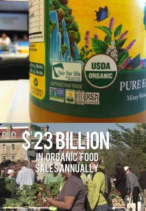 @IOWTfilm - In Organic We Trust: an eye-opening food documentary