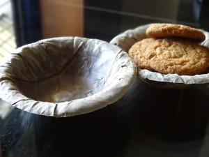 100% Biodegradable Natural Compostable leaf bowls