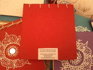Envelopes from Kirana at the Belaku Trust