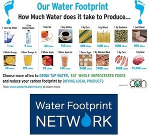 Water Footprint Network @WaterFootprintN - #water #sustainability