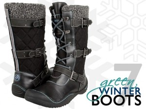 7 Eco-Friendly (And Mostly Vegan!) Winter Boots