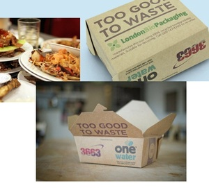 Too Good To Waste @toogood_towaste - take your leftovers with you, it's good for all