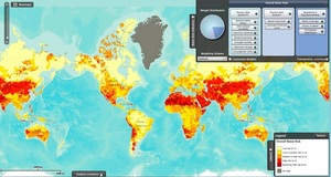 @WRIAqueduct -  Aqueduct global water-risk mapping tool
