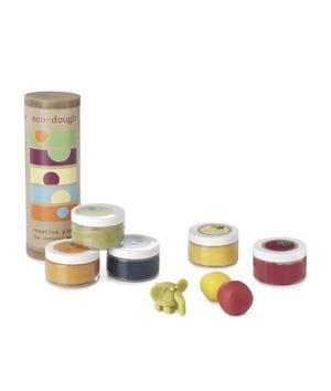 ECO-DOUGH | Eco, Dough, Natural, Fruit, Vegetable, Dyes | UncommonGoods