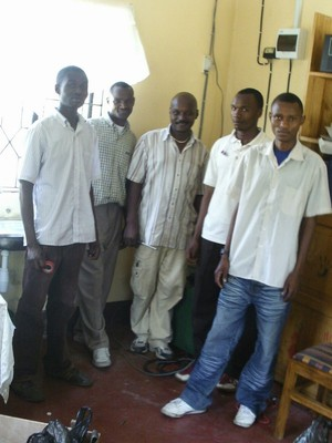 The Tanzania Crew