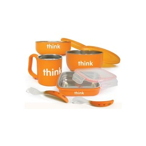 Thinkbaby Complete BPA Free Feeding Set - BUY NOW http://www.livingecopure.com