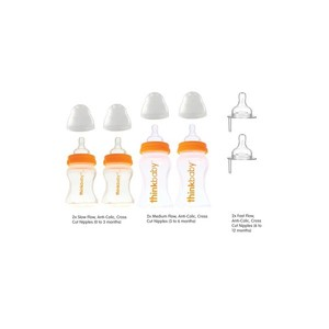 Thinkbaby BPA Free Starter Set http://www.livingecopure.com