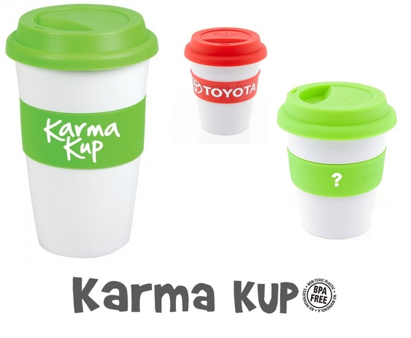 Karma Kup - A Solution to Reducing Disposables