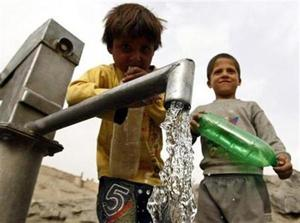 Afghanistan's Water Crisis