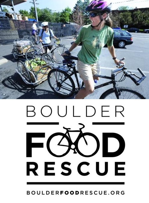 "Boulder Food Rescue - rescuing and redistributing perishable food ""waste"" to charities"