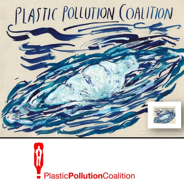 Plastic Pollution Coalition @PlasticPollutes - committed to eliminating plastic pollution worldwide
