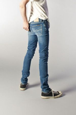 Nudie Jeans - Fair Trade and 100% Organic Jeans for Men