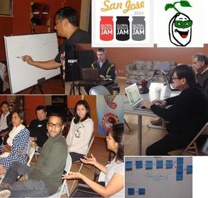 San Jose Global Service Jam 2013 - Highlights