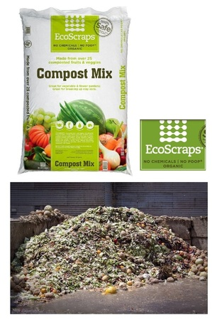 EcoScraps @EcoScraps - organic compost from  recycled produce waste